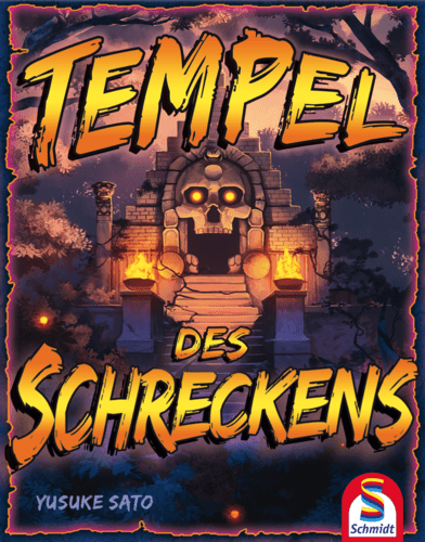 Tempel des Schreckens