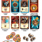 Viking gones wild-Guild WArs-Lucky Duck Games-Materiel-Jeu-de-societe-ludovox