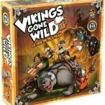 Viking gones wild-Lucky Duck Games-Couv alternative-Jeu-de-societe-ludovox