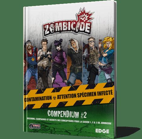 Zombicide compendium #2 image
