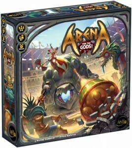 arena for the god box iello