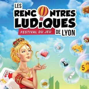 Les rencontres ludiques 2017 de Lyon