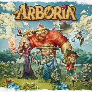 Arboria, le jardin à coup de hache !