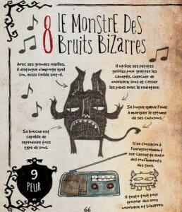 Bruits bizarre