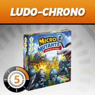LUDOCHRONO – Micro mutants