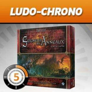 LUDOCHRONO – Le Seigneur des Anneaux – Le jeu de cartes (JCE)