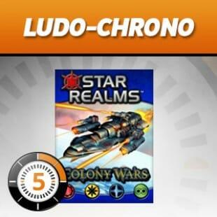 LUDOCHRONO – Star Realms: Colony Wars