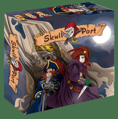 Skull Port jeu de societe