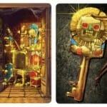 Tempel des Schreckens cartes