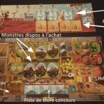 dungeon-petz-iello-jeu-de-societe-ludovox-mise-en-place