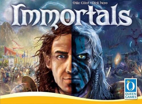 immortals queen games ludovox jeu de societe