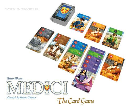 medici jeu de cartes ludovox