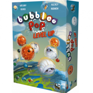 Bubblee pop va prendre du level