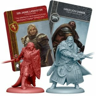 A Song of Ice Fire Tabletop Miniatures Game ludovox ks