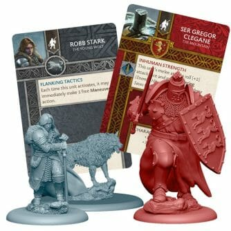 A Song of Ice Fire Tabletop Miniatures Game ludovox