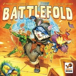 Battlefold, la bagarre en recto-verso