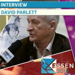 Essen 2016 – Interview David Parlett – VOSTF