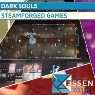 Essen 2016 – Dark souls – Steamforged Games – VOSTF