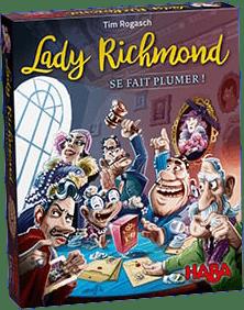 Lady richmond se fait plumer-Couv-Jeu-de-societe-ludovox