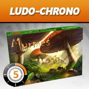 LUDOCHRONO – Myrmes