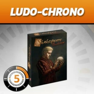 LUDOCHRONO – Shakespeare Backstage