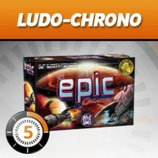LUDOCHRONO – Tiny Epic Galaxies
