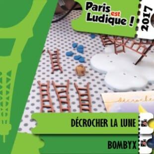 Paris Est Ludique – Jeu Décrocher La Lune – Bombyx