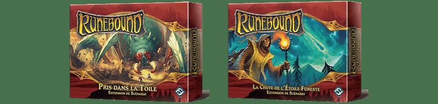 Runebound_deux premières extensions dispo