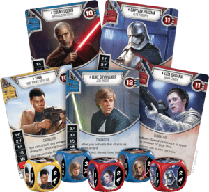 Star Wars Destiny -
