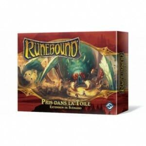 runebound-3eme-edition-vf-pris-dans-la-toile ludovox