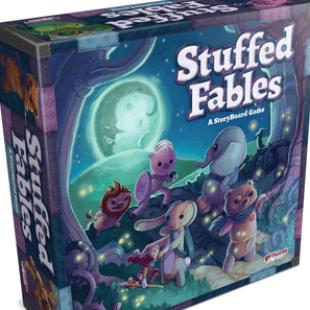 Stuffed Fables écrit la première page du StoryBoard Game