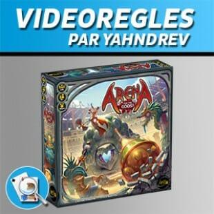 Vidéorègles – Arena for the Gods