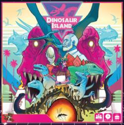 Dinosaur Island jeu de societe