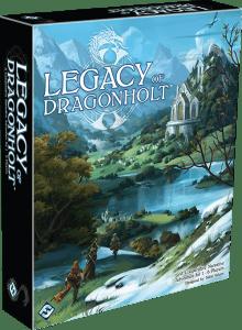 Legacy of Dragonholt FFG