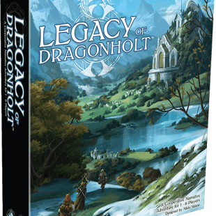 Le test de Legacy of Dragonholt