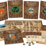 Legacy of Dragonholt materiel jeu
