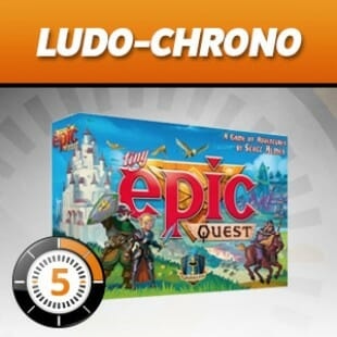 LUDOCHRONO – Tiny Epic Quest
