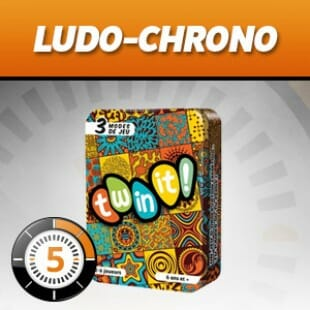 LUDOCHRONO – Twin it!