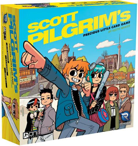 Scott Pilgrim's Precious Little Card Game_jeux_de_societe_Ludovox