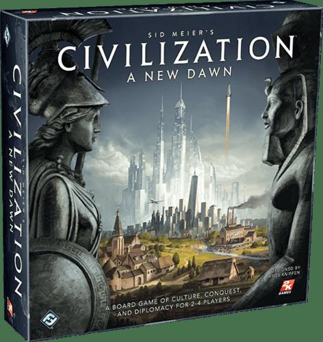 Sid Meier's Civilization A New Dawn ludovox