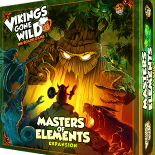 Vikings gone wild – Masters of the elements