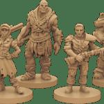 figurinesfallout ffg ludovox jeu