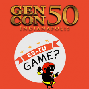 GENCON 2017 : Happy birthday Gencon! [Rising sun, Dized, Bruno Faidutti, Steve Jackson…]