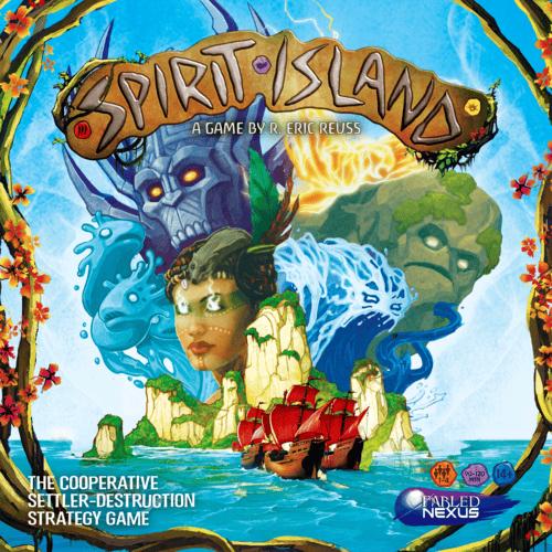 spirit island jeu de societe cover