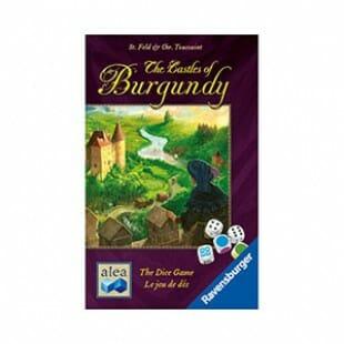 Les châteaux de Bourgogne, la version dés