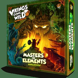 Master Of Elements : Les Vikings sont de retour