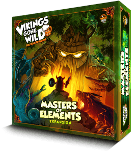 Box Masters of Elements