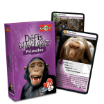 Defis Nature Primates-Bioviva-Materiel-Jeu de societe-ludovox