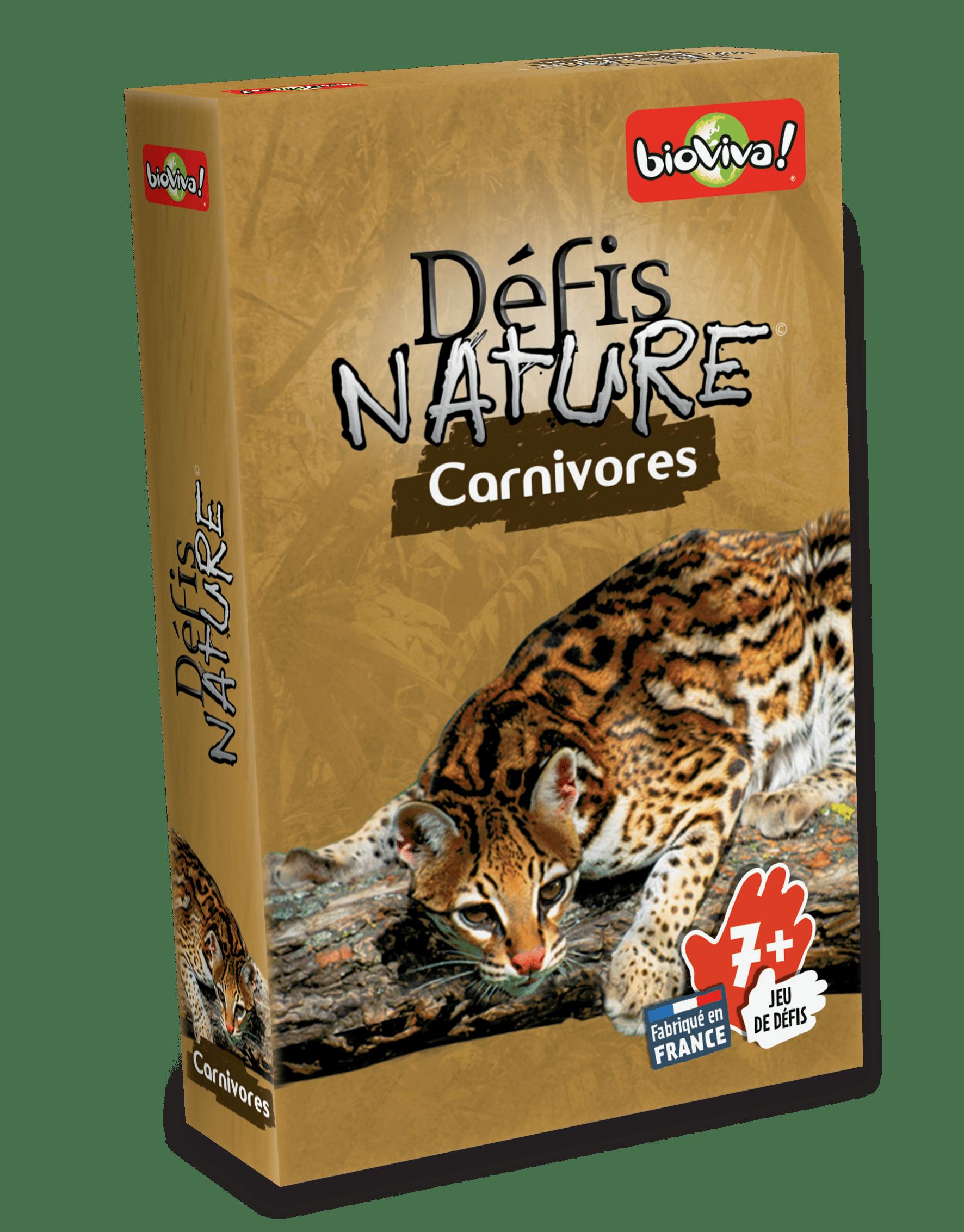 Defis Nature carnivores-Bioviva-Couv-Jeu de societe-ludovox