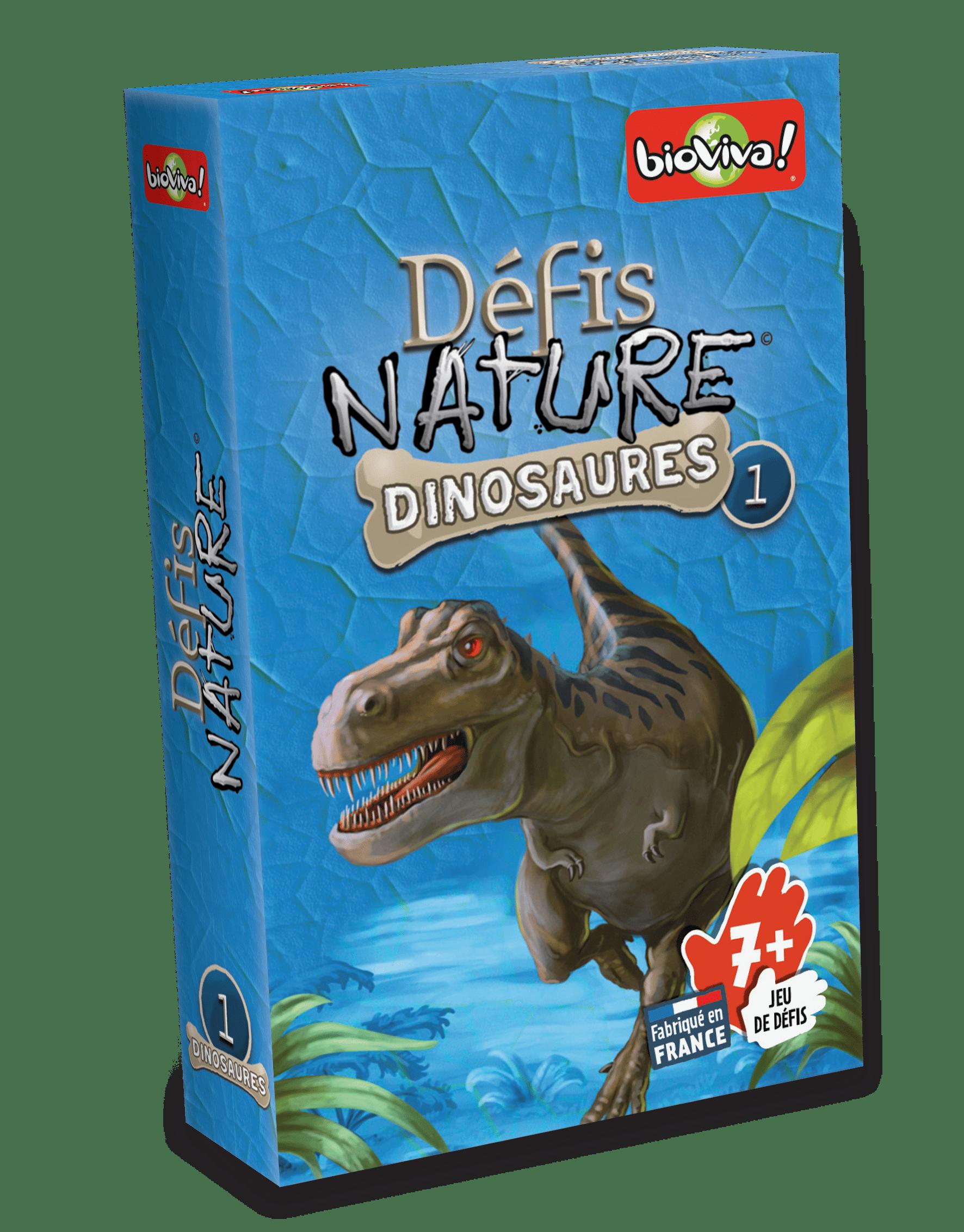 Defis Nature dinosaures 1-Bioviva-Couv-Jeu de societe-ludovox